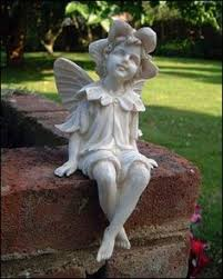 polystone cherub reading home or garden ornament woodside garden