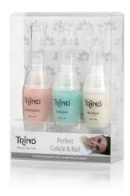 amazon com trind perfect cuticle and nail kit hand and nail