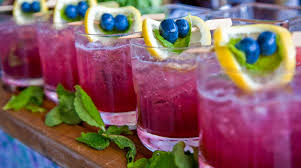 Drink Garnishes 7 Unique Ideas To Jazz Up The Food U0026 Drink At Your Wedding A