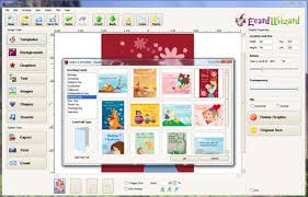 greeting card software ecard wizard