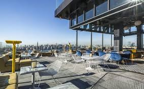 Top 10 Rooftop Bars New York The Best Rooftop Bars In New York Hotels Telegraph Travel