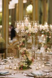 silver candle holders for wedding centerpieces candles decoration