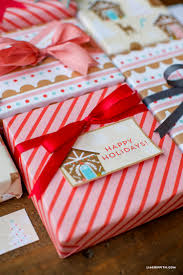 printable gingerbread house gift labels lia griffith