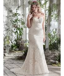 wedding dresses if you u0027re plus size real simple