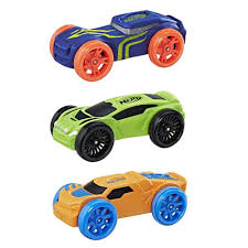 monster truck nitro 3 nerf nitro foam car 3 pack pack 1 nerf