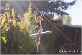 Backyard Zip Line Ideas Diy Backyard Zipline Is There A Place In Our Woods For This