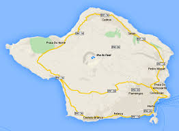 Azores Map Rent A Car Fayaltheazores Faial Rent A Car Fayal Car Rental