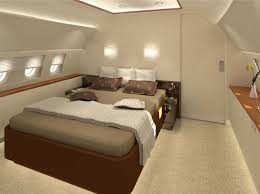 private jet interior design for your flying mobile home private