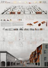 architectural layouts 19 best presentation boards images on presentation