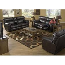 Leather Reclining Sofa And Loveseat Nobel Living Room Reclining Sofa U0026 Loveseat Power 6404