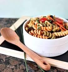 artichoke and olive pasta salad