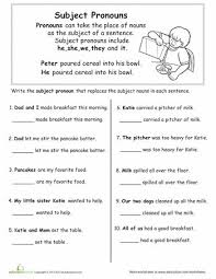 64 best pronouns images on pinterest teaching english teaching