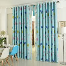 Toddler Blackout Curtains Eco Friendly Material For Children Blackout Curtains Cars