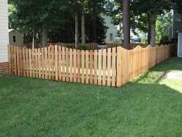4ft wood fence cost u2014 bitdigest design 4ft wood fence building