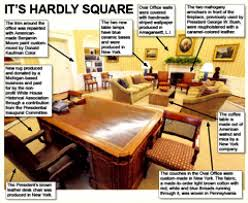 Oval Office White House New Oval Office Look Has Empire State Of Mind Ny Daily News