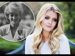 lady charlotte diana spencer meet lady kitty spencer princess diana s niece youtube