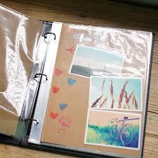 blank photo album online shop vintage leather photo album child autograph graduation