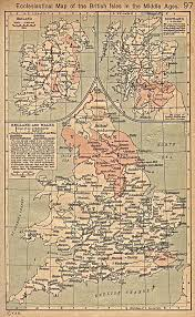 Map Of The United Kingdom United Kingdom Maps Perry Castañeda Map Collection Ut Library