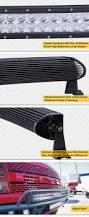 Radius Led Light Bar by China Wholesale Auto Accessories Sanmak 42 U0027 U0027 Double Row Cree