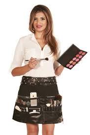 makeup salon nyc rocker makeup artist tool belt apron salon aprons i do makeup