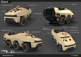 future military vehicles turkish company andarkan new apc concept page 2