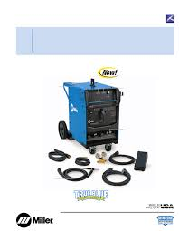 miller electric welder syncrowave 200 user guide manualsonline com
