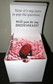 ring pop boxes how to say will you be my bridesmaid wedding wedding and future