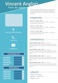 cv design gratuit a telecharger 50 exemples de cv curriculum vitae gratuits à télécharger