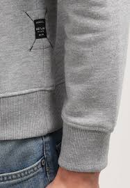 replay sweatshirt grey men jumpers u0026 cardigans replay on sale