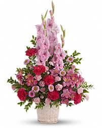 basket arrangements mache basket floral arrangements delivery omaha ne piccolo s