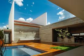 cuiabá house open family home in brazil with shaded outdoor spaces