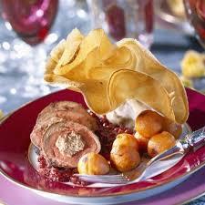 cuisiner la biche filet de biche farci aux marrons cuisine plurielles fr