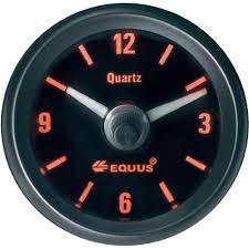 horloge a personnaliser horloge à quartz equus avec 4 led de couleur vente horloge à