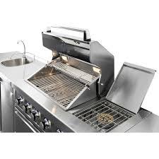 aussenküche edelstahl gasgrillküche activa bbq wachau griller und grillzubehör in krems