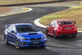 subaru awd sedan 6 awd sports cars of 2016 under 40 000