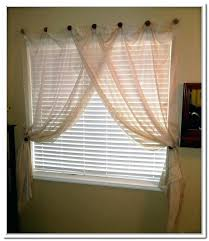 Curtains Without Rods Ways To Hang Curtain Rods Gopelling Net
