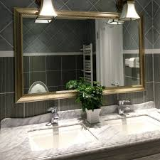 bathroom mirror ideas on wall some bathroom mirror ideas that you should homesfeed