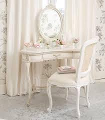 white bedroom dressing table nice floral wallpaper for superb dressing room with vintage white