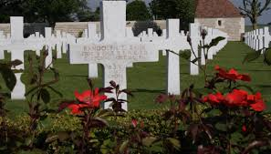 cemetery headstones somme american cemetery american battle monuments commission