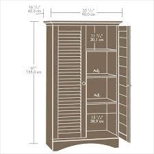 sauder homeplus four shelf storage cabinet sauder storage cabinet sauder storage adept wide storage cabinet