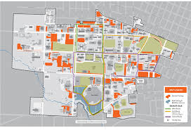 Oregon Time Zone Map by Parking U0026 Shuttle Map Commencement Oregon State University
