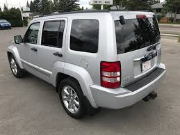 2008 jeep liberty silver 2008 jeep liberty limited sold used vehicle sales new u0026 used