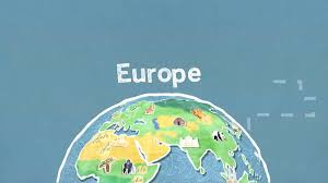 Map Of Europe For Kids by Come Explore Europe With Lonely Planet Kids Youtube