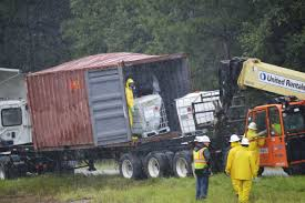 Interstate 26 Map Why Did A Hazardous Leak Shut Down Westbound I 26 For Nearly 12