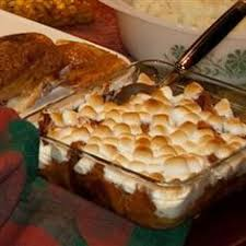candied yams recipe yams marshmallow and thanksgiving
