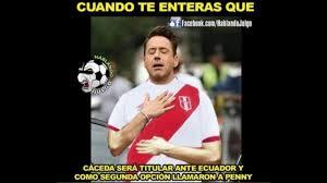Memes De Peru Vs Colombia - fotos per禳 vs ecuador divi礬rtete con los memes de la antesala
