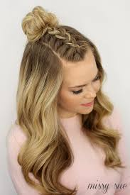 hair up styles 2015 mohawk braid top knot