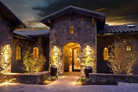 Tuscan Home Design Stone Front Entrances For Homes Northwest Tuscan Style Home With