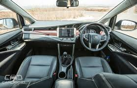 Innova 2014 Interior 5 Drawbacks Of The Toyota Innova Crysta Business Standard News