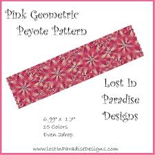 bracelet patterns free images Peyote bracelet patterns by lost in paradise designs png